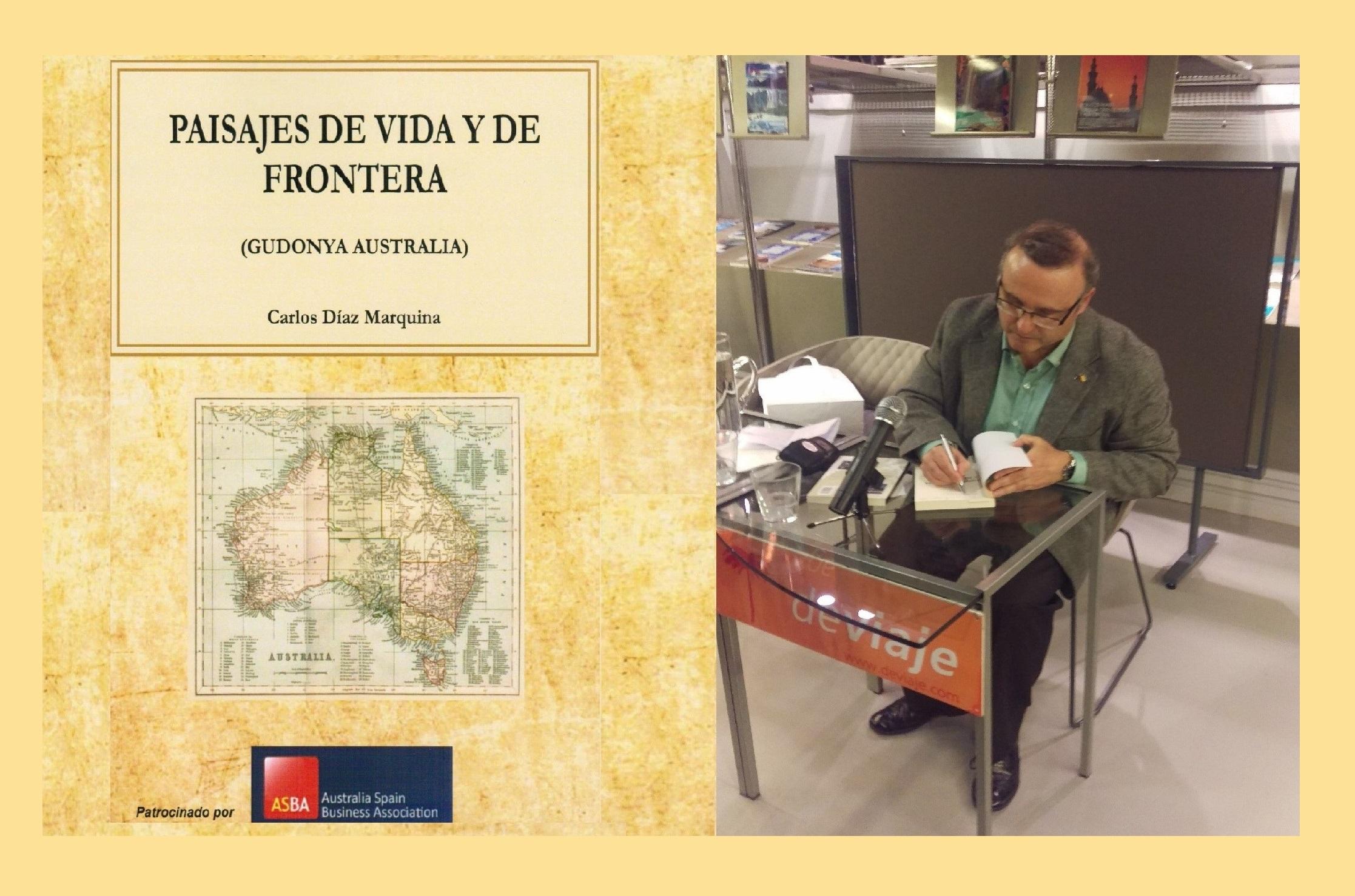 Presentación del Libro : PAISAJES DE VIDA Y DE FRONTERA