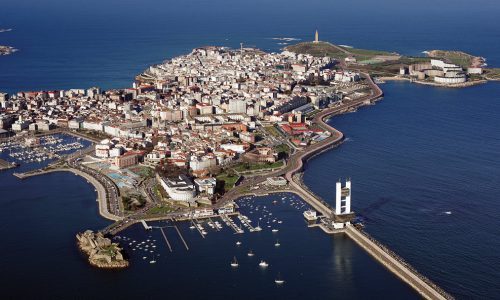 A-Coruna-from-the-air